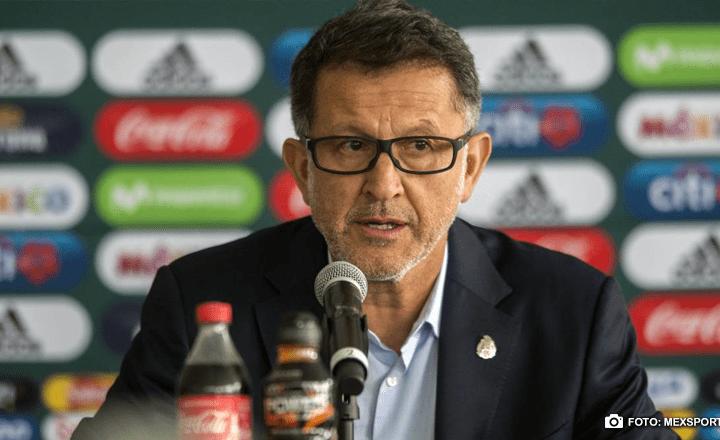Revela Juan Carlos Osorio lista preliminar de jugadores para el Mundial Rusia 2018
