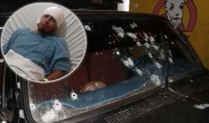 Emboscada a una familia en Yajalón deja un herido de bala