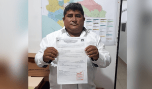 Hospitalizan a Carlos Manuel Calvo Martínez tras accidentarse