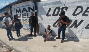 Policías municipales en descanso detienen a presunto asaltante