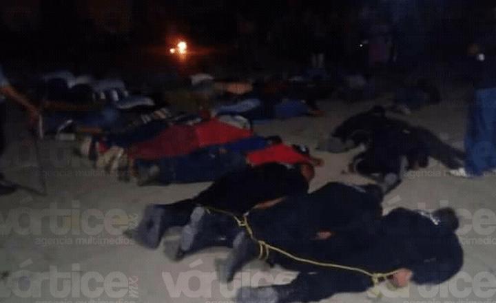 Señalan al MOCRI como presuntos responsables del conflicto en Coita