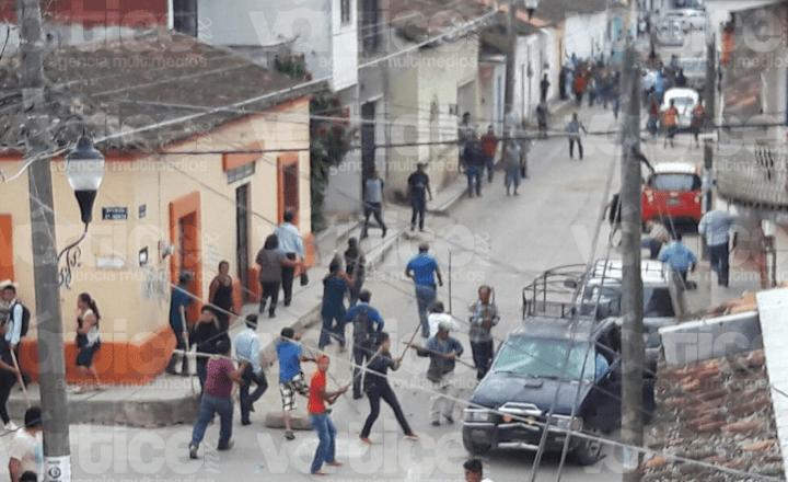 Se desata violencia en Coita por elecciones; hay dos muertos