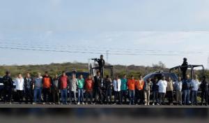 Detienen a 30 presuntos miembros del CJNG en Chiapas