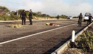 Taxista de Tuxtla atropella y mata a ciclista en nuevo libramiento