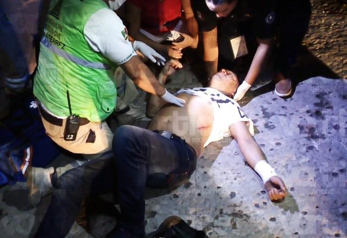 Peatón grave tras ser atropellado en Las Granjas