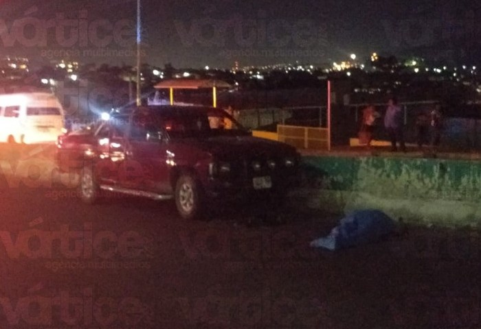 Fallece joven tras ser atropellada en la Calzada al Sumidero