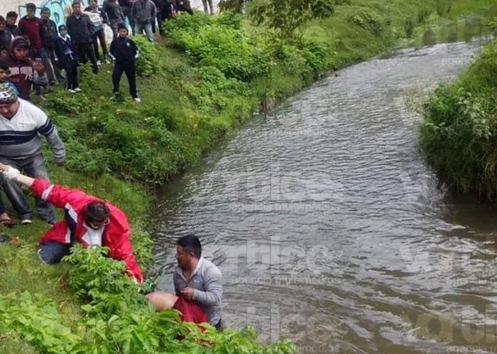 Localizan cadáver de una menor flotando en el río en San Cristóbal