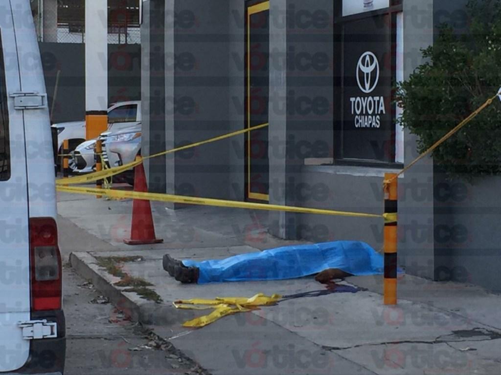 Muere pintor en Tuxtla tras una descarga eléctrica