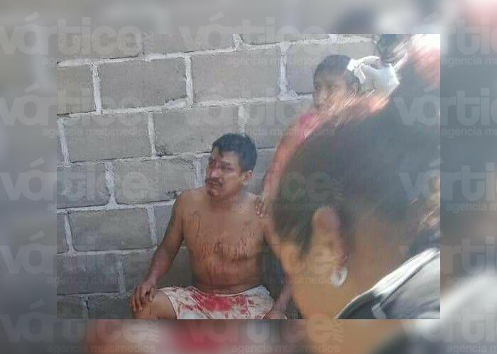 Violenta riña en Las Granjas deja cuatro heridos