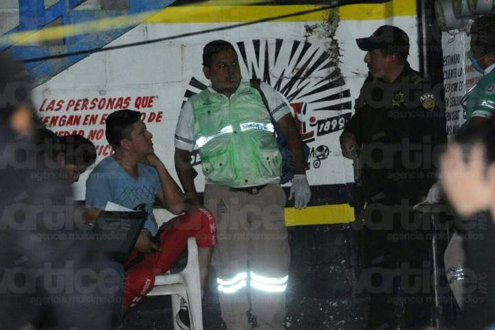 Ejecutan a tiros a taxista en el Kilómetro 4