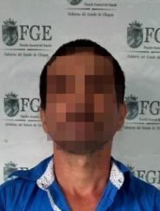 Aprehende Fiscalía a presunto asaltante carretero en Chiapas