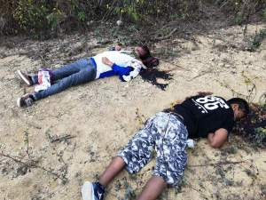 Hallan dos cadáveres en Berriozábal con signos de tortura