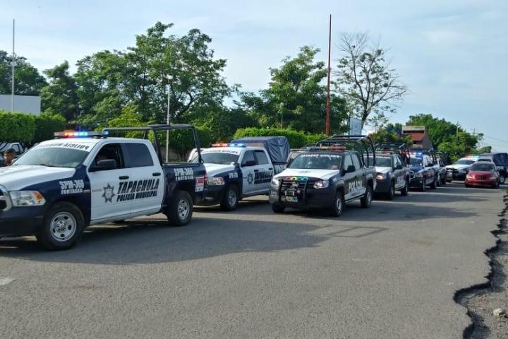 Detecta Fiscalía a cuatro presuntos delincuentes más entre la caravana migrante en Chiapas