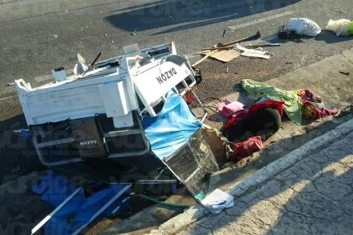 Muere mujer tras accidente en tricimoto en Chiapa de Corzo