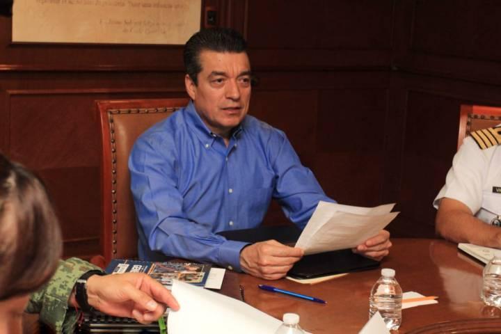 Fuerzas estatales y federales velan por la seguridad de chiapanecos: Rutilio Escandón