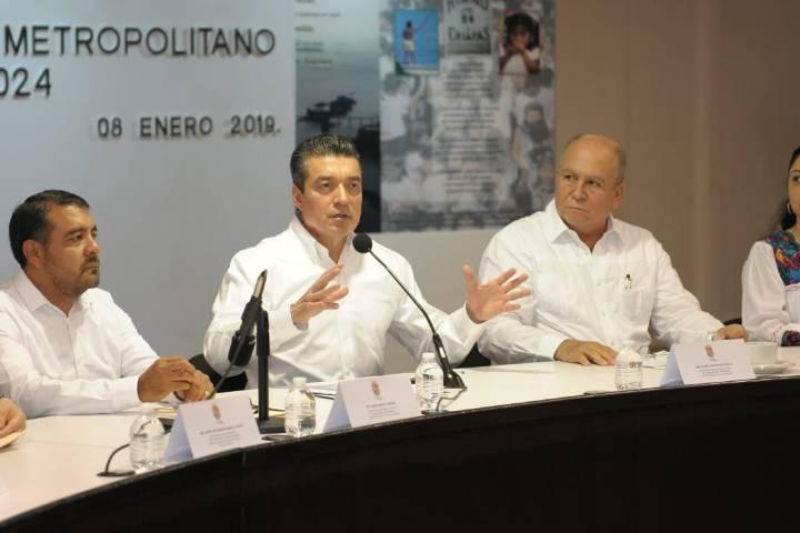La obra pública debe reflejar avance, modernidad y dignidad para el pueblo: Rutilio Escandón