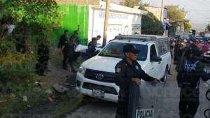 Asesinan a taxista de varias puñaladas en Chiapa de Corzo