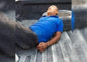 Amarran a presunto cantonero en Copoya; fue sorprendido infraganti