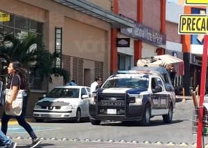 Escoltas del presidente municipal de Yajalón causan movilización en Tuxtla