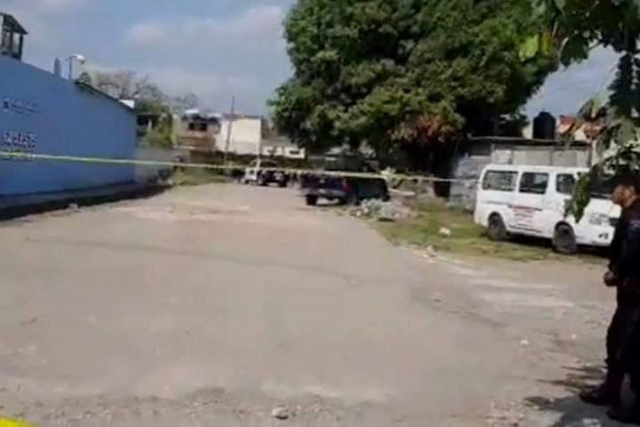 Asesinan de varios balazos a chofer de Silverado en Tapachula