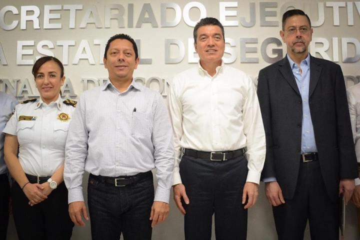 Reconoce gobernador trabajo de la Fiscalía General del Estado