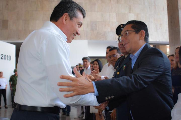 El legado de Juárez es mantener la justicia siempre al lado de la gente: Llaven Abarca
