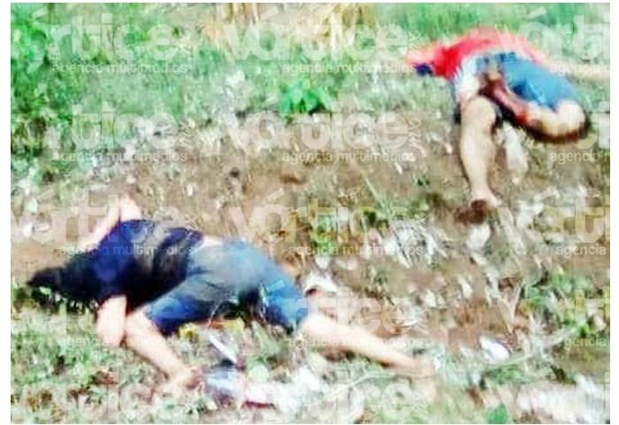 Muere motociclista y menor en en un accidente en Huehuetán
