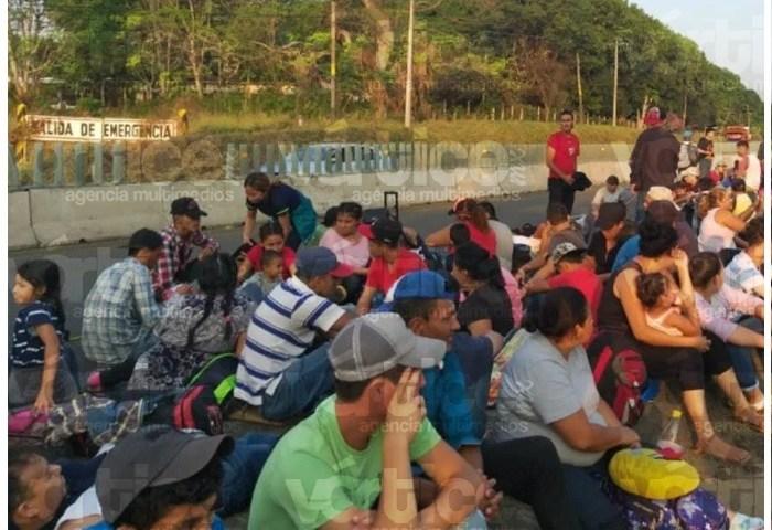 Rescatan a 86 migrantes en distintos hoteles de Tapachula