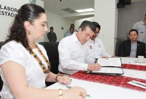 Modernizar infraestructura eléctrica, necesario para el progreso de Chiapas: Rutilio Escandón