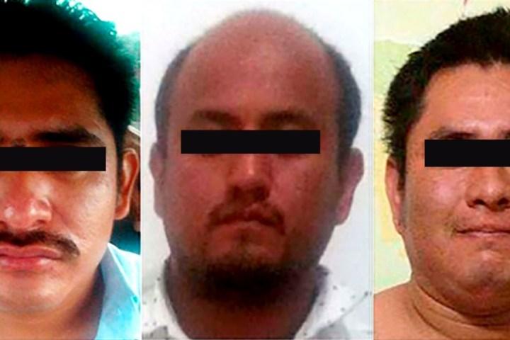 Taxista asalta a pareja y luego viola a la joven en compañía de dos más