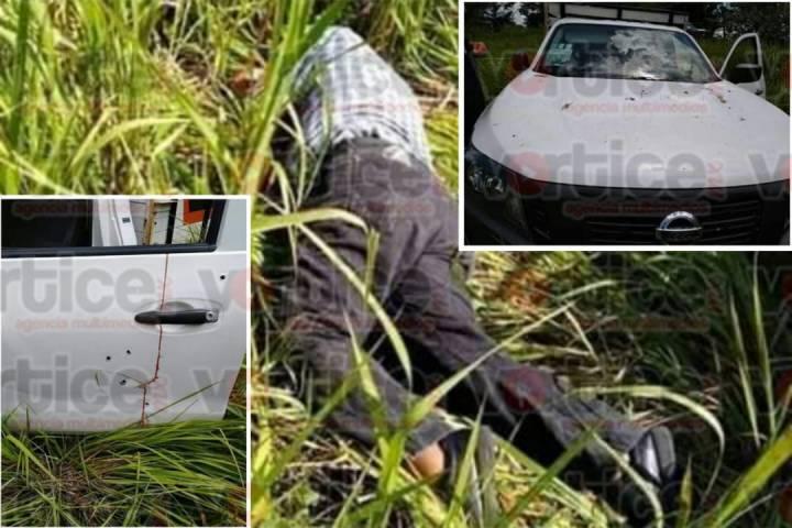Asesinan a tiros a comerciante durante un asalto