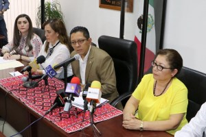 Recupera Fiscalía las últimas mil 164 hectáreas invadidas en Berriozábal: Llaven Abarca