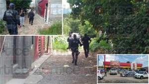 Se desata balacera entre policías y asaltantes en Tuxtla