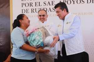 El Presidente AMLO es el gran aliado de Chiapas y su visita nos honra: Rutilio Escandón