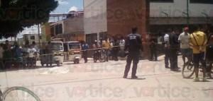 Asesinan a balazos a comerciante en Coita
