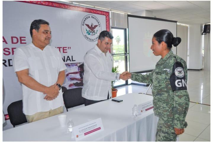Coordinación en seguridad genera desarrollo en Chiapas: Delegado FGR
