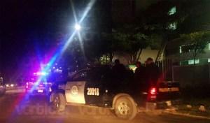 Los interceptaron y les quitaron la camioneta; uno iba vestido de Policía