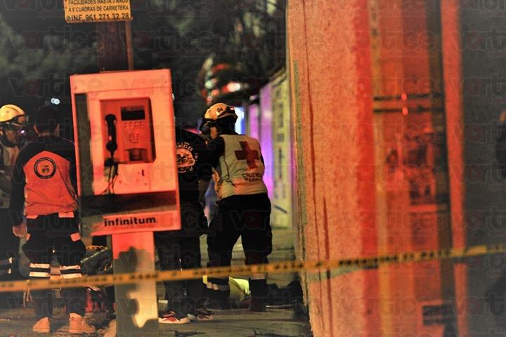 Asesinato en La Salle fue en defensa propia, dice la FGE