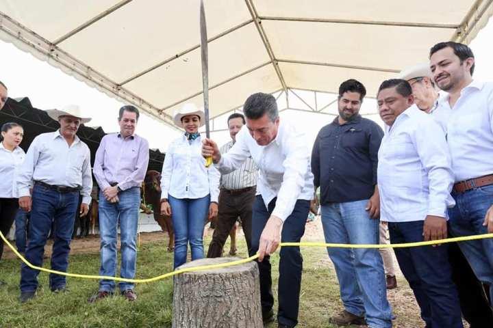 Reitera Rutilio Escandón respaldo a la actividad ganadera en Chiapas