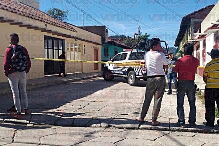 ¡Feminicidio! asesinan a joven en San Cristóbal; el exnovio fue detenido