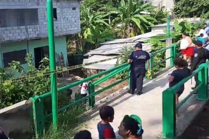 ¡A balazos! Asesinan a un abarrotero en Palenque