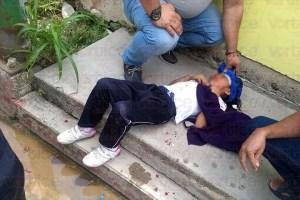 Atropellan a niña de 6 años en Tuxtla; fue llevada a un hospital