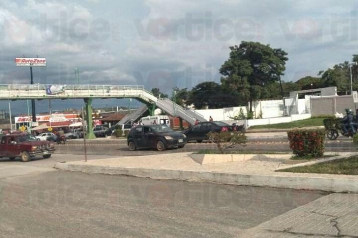 Balacera en Cintalapa deja un detenido