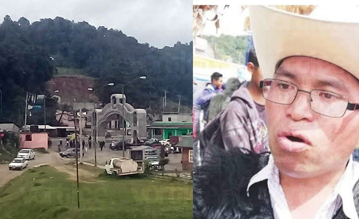 Detienen a Juan Shilon, autodenominado presidente concejal de Chamula