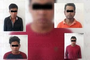 """Vinculan a proceso a cuatro del grupo delictivo """"Los Motonetos"""""""