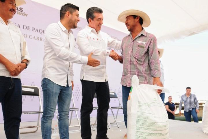 Nueve meses de trabajo comprometido por Chiapas: Rutilio Escandón