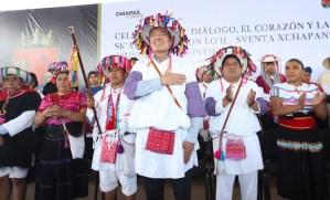 Nueve Meses de la cuarta transformación en Chiapas