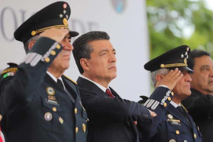 Conmemora Rutilio Escandón Aniversario de la Gesta Heroica de los Niños Héroes de Chapultepec