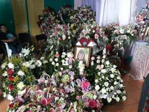 Dan el último adiós a Ximena