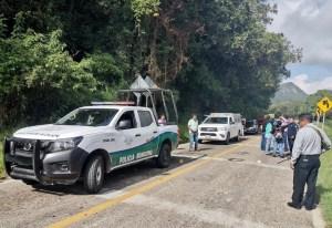 Inician investigaciones tras asalto carretero en Ixtapa